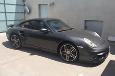 2007 911 carrera turbo