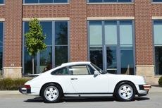 1988 911 carrera coupe