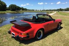 1986 911 carrera cabriolet