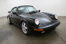 1988 porsche carrera sunroof coupe