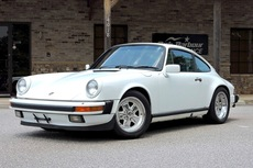 1985 911 carrera coupe