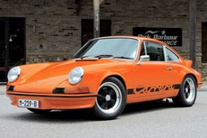 1973 911 rs tribute