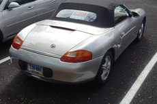 1998 boxster
