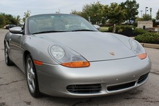 2000 boxster s