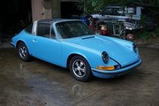 1969 911 e
