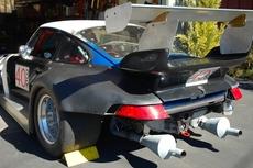 1969 911 gt3 race car