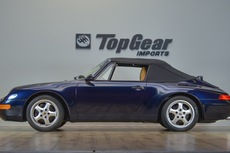 1998 porsche 911 c2 cabriolet 6 speed manual