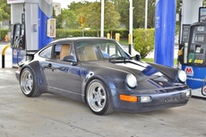 1991 porsche 911 turbo 3 3 coupe 59k miles