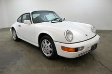 1989 porsche carrera 4 sunroof coupe