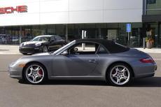 2006 911 2dr cabriolet carrera s