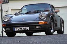 1985 porsche 911 3 2l coupe