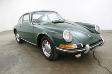 1966 porsche 911 factory sunroof coupe