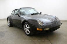 1995 porsche 993 sunroof coupe
