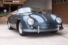 1957 vintage speedster reproduction