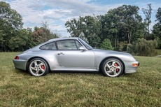 1996 911 carrera 4s coup 993