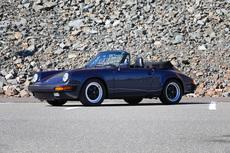 1985 911 carrera cabriolet