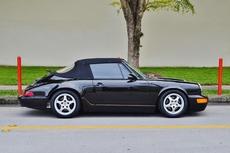 1992 porsche 911 carrera 964 cabriolet c2
