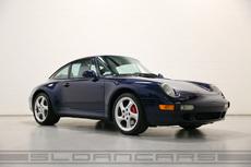 1997 993 carrera 4s