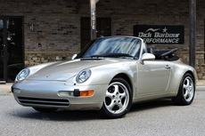 1995 911 993 carrera cabriolet