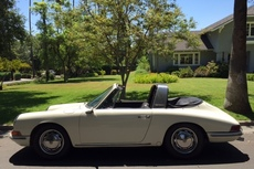 1967 912 soft window targa
