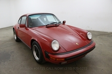1987 porsche carrera sunroof coupe