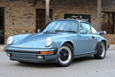 1985 911 carrera coupe euro model