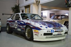 1983 944 nasa race car