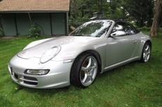 2005 911 carrera cabriolet