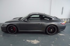 2011 911 gts sunroof coupe