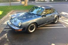 1989 911 carrera 3 2 targa