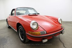 1969 porsche 911e soft window targa