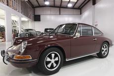 1969 911e coupe