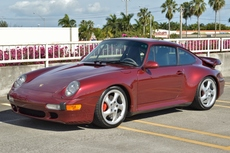 1996 porsche 911 twin turbo 993 tt