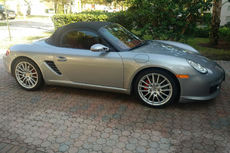 2008 boxster rs spyder