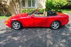 1993 968 cabriolet