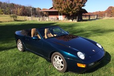 1992 968 convertable