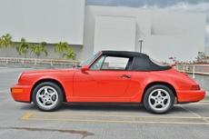 1992 porsche 911 carrera 2 964 cabriolet