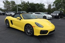 2016 boxster gts
