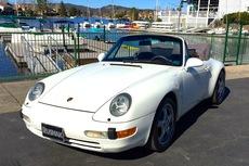 1996 911 carrera cabriolet