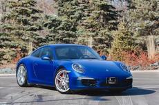 2012 911 2dr cpe carrera s