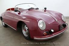 1956 porsche speedster replica