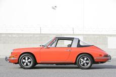 1968 porsche 911 soft window targa sportomatic
