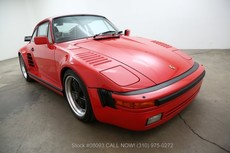 1988 porsche 930 turbo slantnose conversion