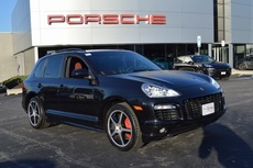 2008 cayenne turbo