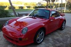 1997 993 turbo s