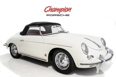 1960 porsche 356 b super 90 roadster by drauz