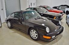 1991 porsche 911 carrera 4 awd c4