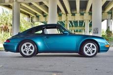 1996 porsche 911 targa 993 6 speed 3 6