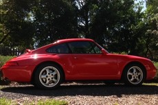 1995 911 carrera 993 coupe
