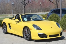 2013 boxster s